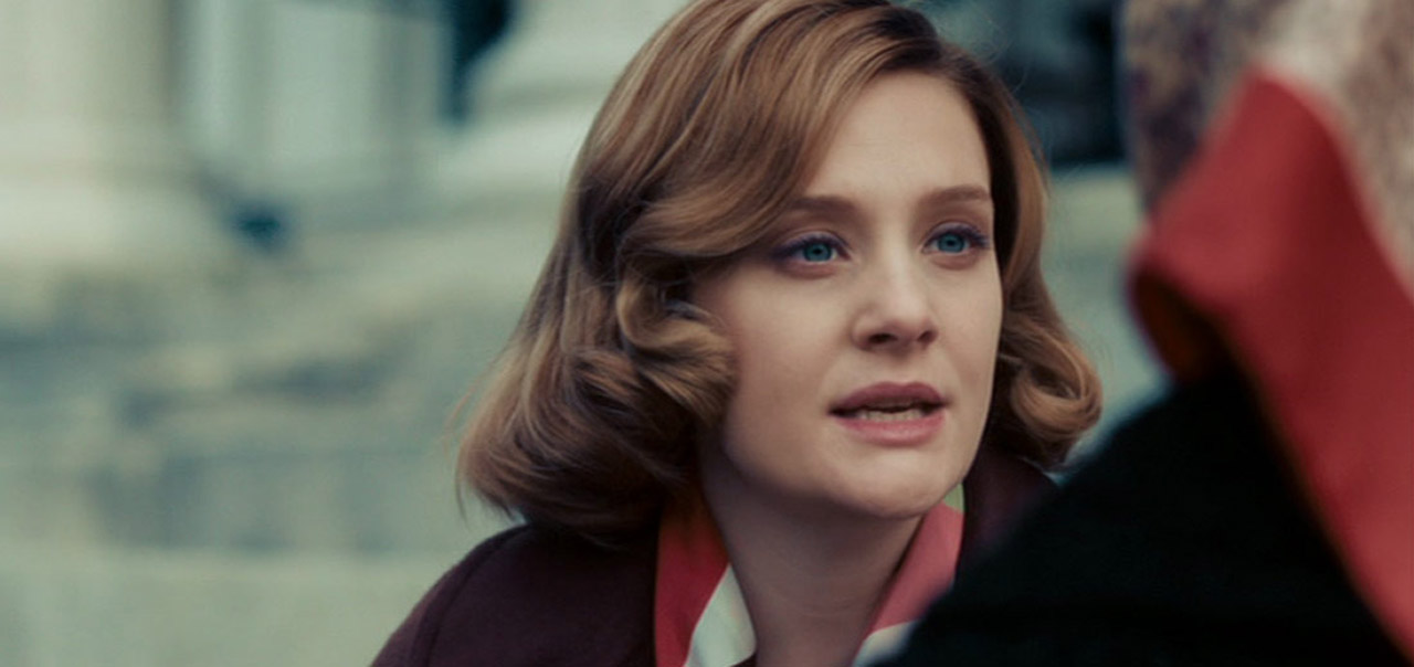 Romola Garai - The Hour 2